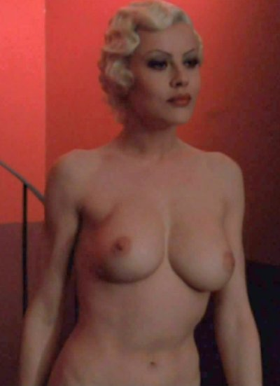 Eva Grimaldi Nude